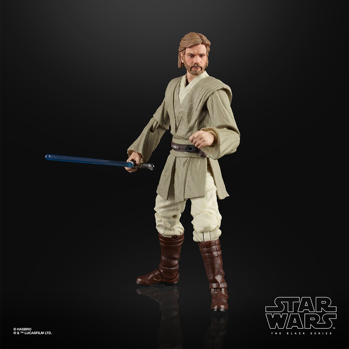 6 Inch 85 Obi Wan Kenobi Star Wars the Black Series Mint On Card