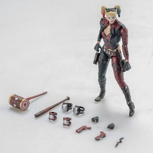 Injustice 2 Harley Quinn 1:18 Scale Action Figure - Previews Exclusive
