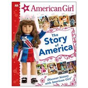 American Girl: The Story of America Hardcover Book