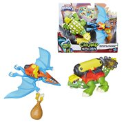 Chomp Squad Playskool Heroes Construction Crew