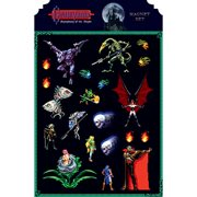 Castlevania: Symphony of the Night Magnet Set