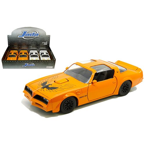 Bigtime Muscle Pontiac 1977 Firebird 1:24 Scale Die-Cast Vehicle