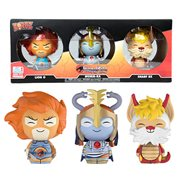 Thundercats Lion O Mumm-Ra and Snarf Dorbz Vinyl 3-Pack - Exclusive