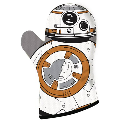 Star Wars: The Force Awakens BB-8 Fabric Oven Glove
