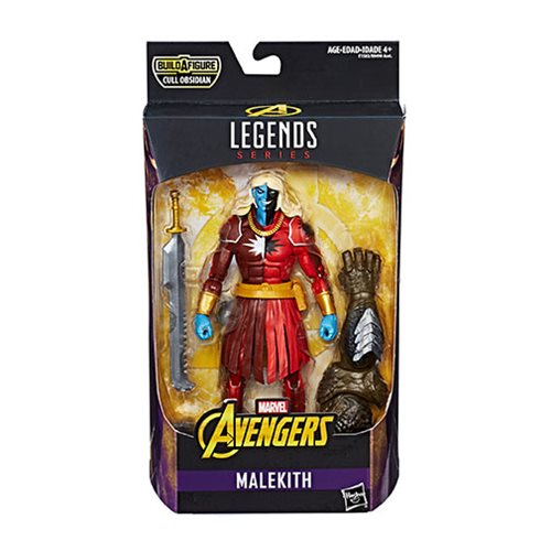 Avengers Infinity War Marvel Legends 6-Inch Action Figures Wave 2 Case