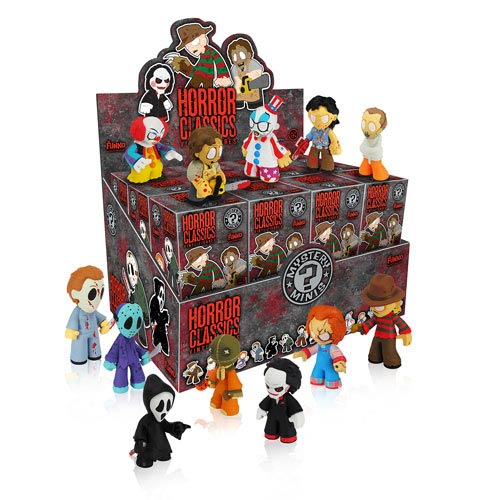 Horror Collection Mystery Minis Mini-Figure Display Box
