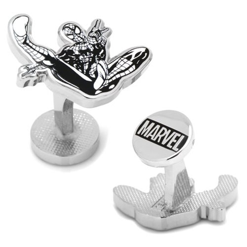 Spider-Man Ink Action Cufflinks