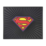 Superman Logo Rubber Utility Mat