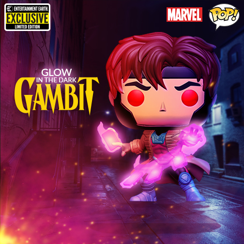 Gambit Exclusive Funko