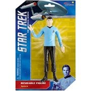 Star Trek: The Original Series Spock 6-Inch Bendable Action Figure