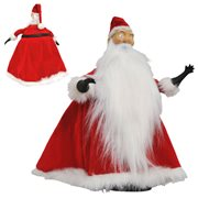 Nightmare Before Christmas Sandy Claws Deluxe Doll