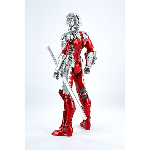 Ultraman Anime Version Suit 7 1:6 Scale Action Figure