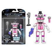Five Nights at Freddy's Sister Location Funtime Freddy 5-Inch Action Figure