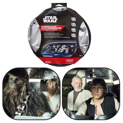 Star Wars Millennium Falcon 2-Piece Magic Spring Sunshade