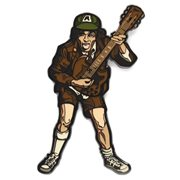AC/DC High Voltage Angus Young FiGPiN Enamel Pin