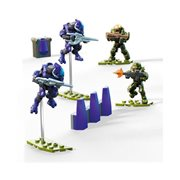 Halo Mega Construx Spartans vs Elites Playset