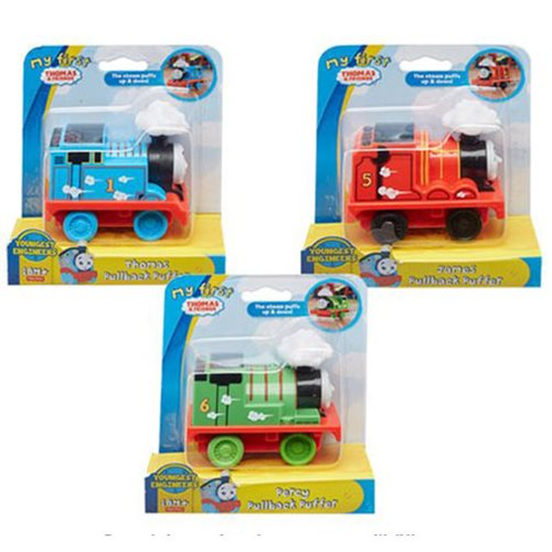 My First Thomas & Friends Pullback Puffer Case