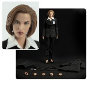 X-Files Agent Dana Scully 1:6 Scale Deluxe Version Action Figure