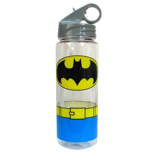 Batman Uniform 20 oz. Tritan Water Bottle