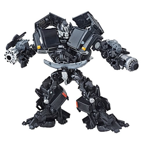 Transformers Studio Series Premier Voyager Wave 3 Case
