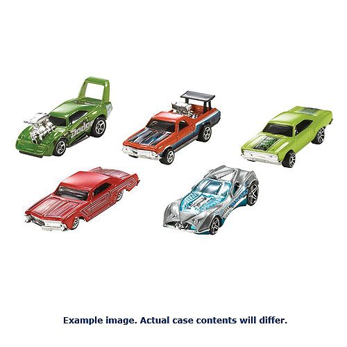 Hot Wheels Basic Car 2015 Wave 12 Case