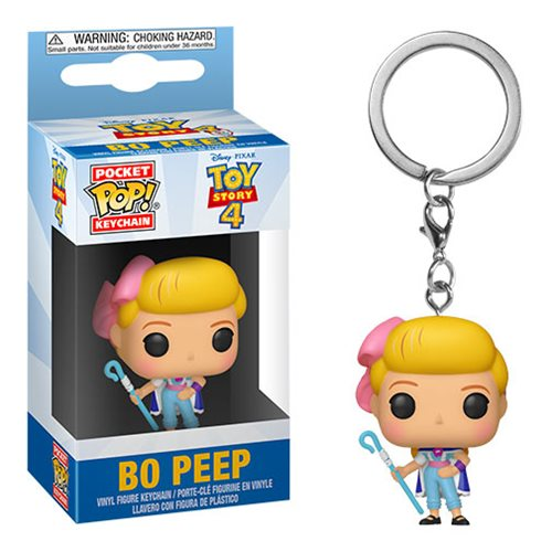 Toy Story 4 Bo Peep Pocket Pop! Key Chain
