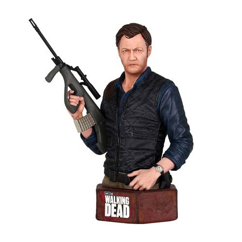 The Walking Dead The Governor Mini-Bust