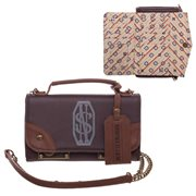 Fantastic Beasts and Where to Find Them Newt Trunk Crossbody Wallet Clutch
