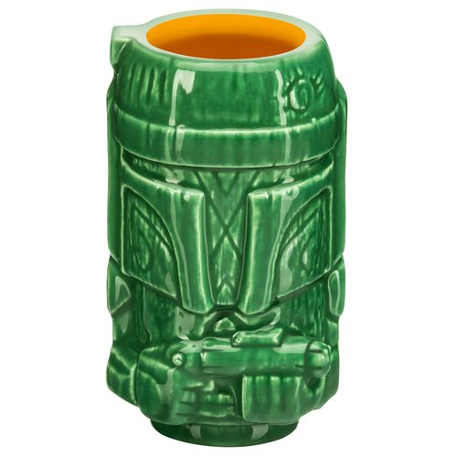 Star Wars Boba Fett 2 oz. Geeki Tikis Mini Muglet