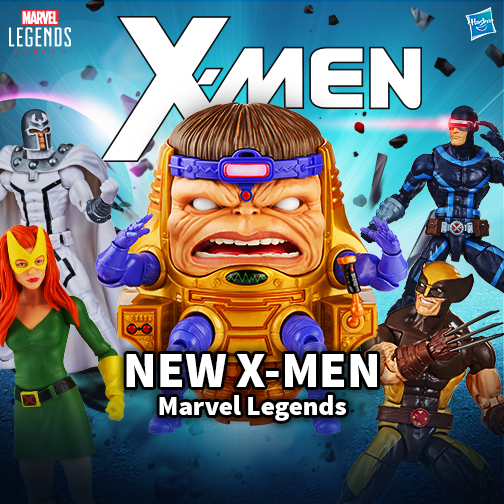 XMen Marvel Legends