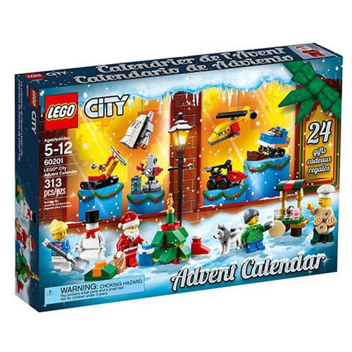 LEGO City Town 60201 LEGO City Advent Calendar 2018