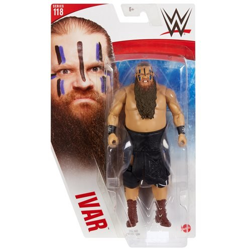 WWE Basic Figure Series 118 Action Figure Case