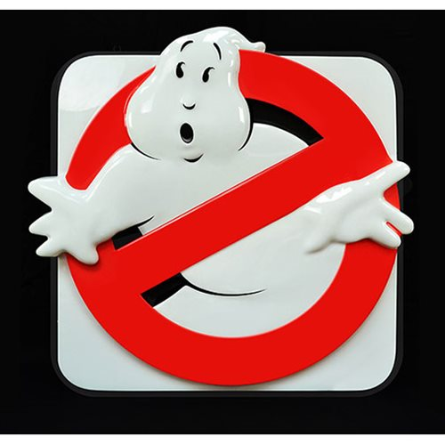 Ghostbusters Firehouse Sign Prop Replica