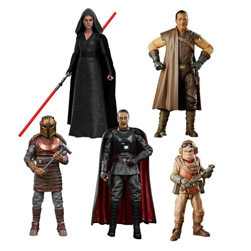 Star Wars The Black Series 6-Inch Action Figures Wave 3 Case of 8