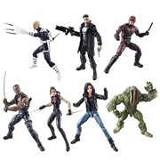 Marvel Knights Marvel Legends Action Figures Wave 1 Case