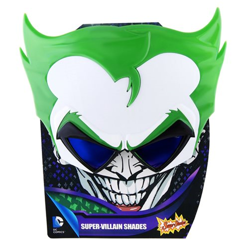 Batman Joker Sun-Staches