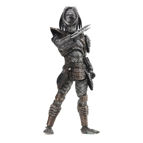 Predator 2 Warrior Predator 1:18 Scale Action Figure - Previews Exclusive