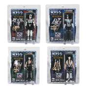 KISS Series 4 Monster Album 8-Inch Action Figure Set