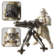 Star Wars Kanreichi Ashigaru Snow Trooper Meisho Movie Realization Action Figure P-Bandai Tamashii Exclusive