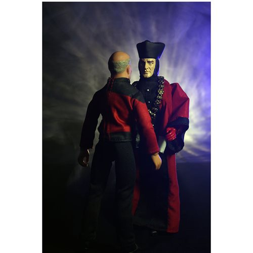 Star Trek Q Mego 8-Inch Action Figure