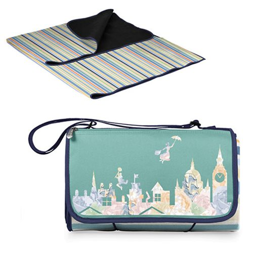 Mary Poppins Picnic Blanket