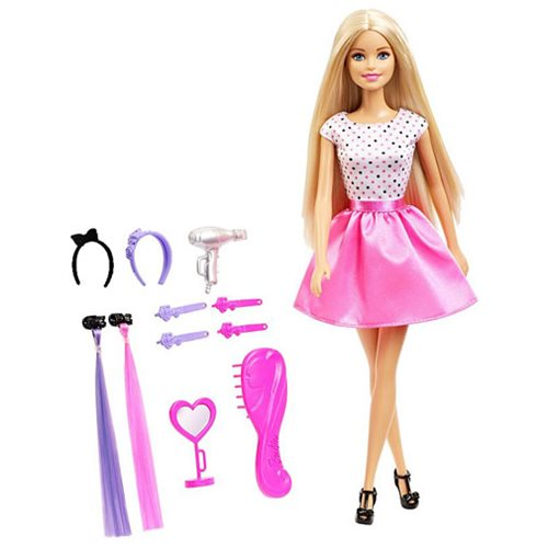 Barbie Style Your Way Doll and Playset