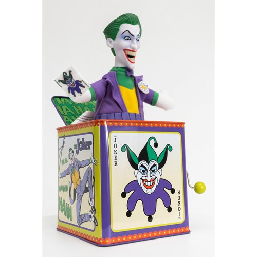 The Joker Jack-in-the-Box - Convention Exclusive