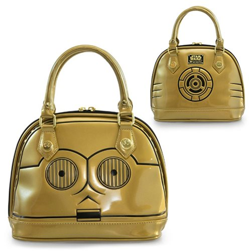 Star Wars C-3PO Mini Dome Bag