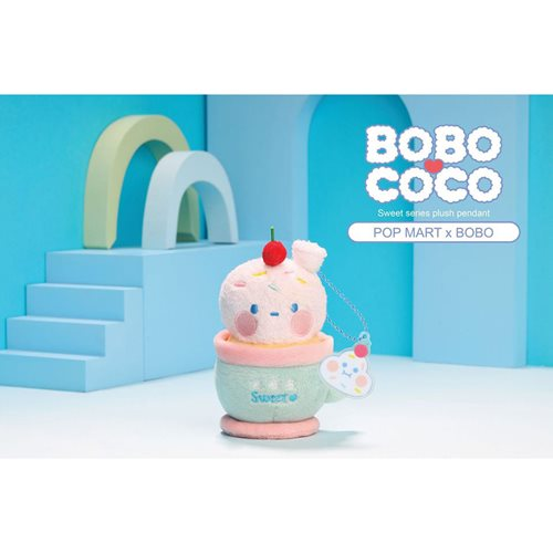 Bobo and Coco Sweet Blind Box Plush Figure