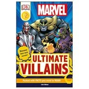 Marvel's Ultimate Villains DK Readers 2 Paperback Book