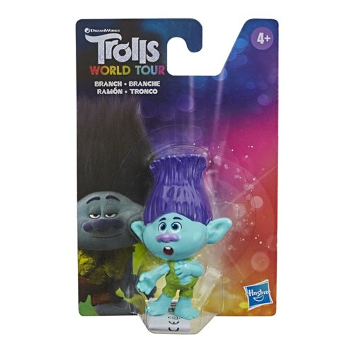 Trolls Collectible Mini-Figures Wave 1 Case