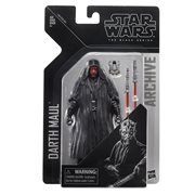 Star Wars The Black Series Archive Darth Maul 6-Inch Action Figure