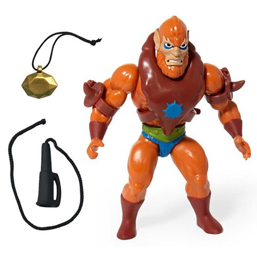 Masters of the Universe Vintage Beast Man 5 1/2-Inch Action Figure