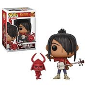 Kubo and the Two Strings Kubo with Little Hanzo Pop! Vinyl Figure #650